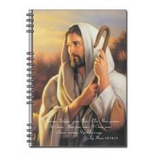 Христианский блокнот: Я есмь пастырь добрый; и знаю Моих... (45лист, в клеточку)