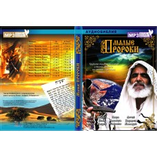 """Библия на диске в МР3 Библия """"Малые пророки"""""""