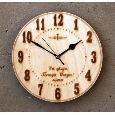 Часы: Ей, гряди Господи Иисусе!  Отк. 22:20