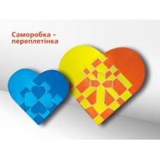 """Поделка """"Чистое сердце - Чисте серце"""""""