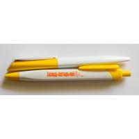 Шариковая ручка с надписью «Господь пастырь мой» (ПЛАСТИК)